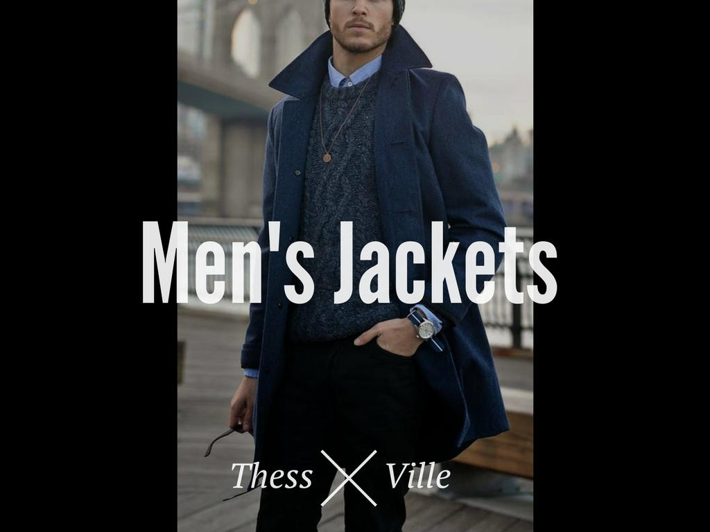 e1d3ce81236 Τα 5 καλύτερα ανδρικά μπουφάν! – Thess Men