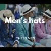 Τα απαραίτητα καπέλα για τον άνδρα. [2017]