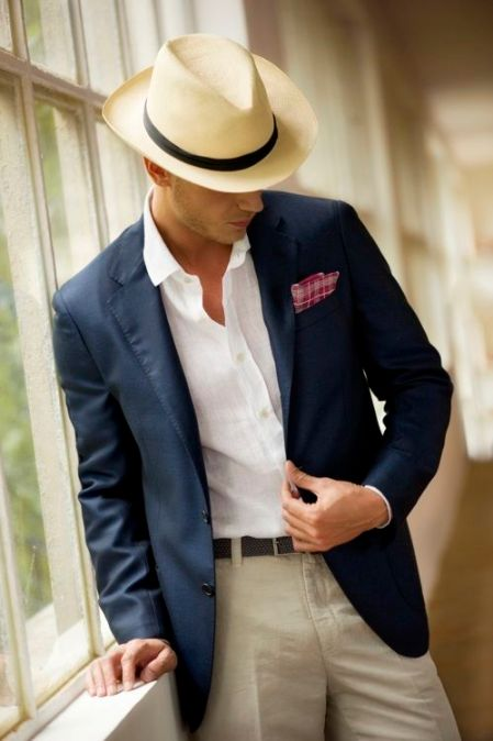 Panama-Hat-Men