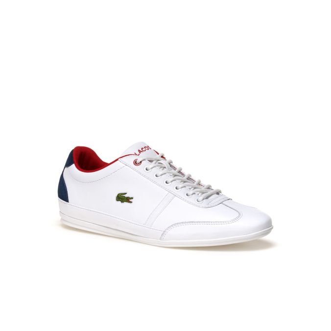 Lacoste- Misono Sports Leather Trainer