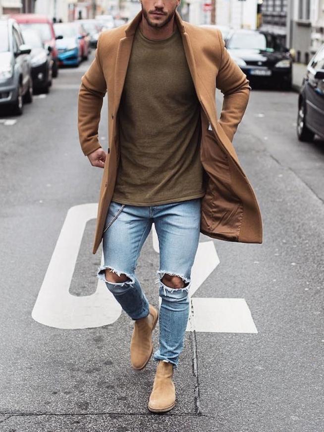 Yves Saint Laurent- Chelsea Boots