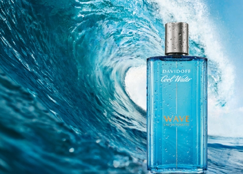 DAVIDOFF_Fragrances_CoolWaterWave_Still-life