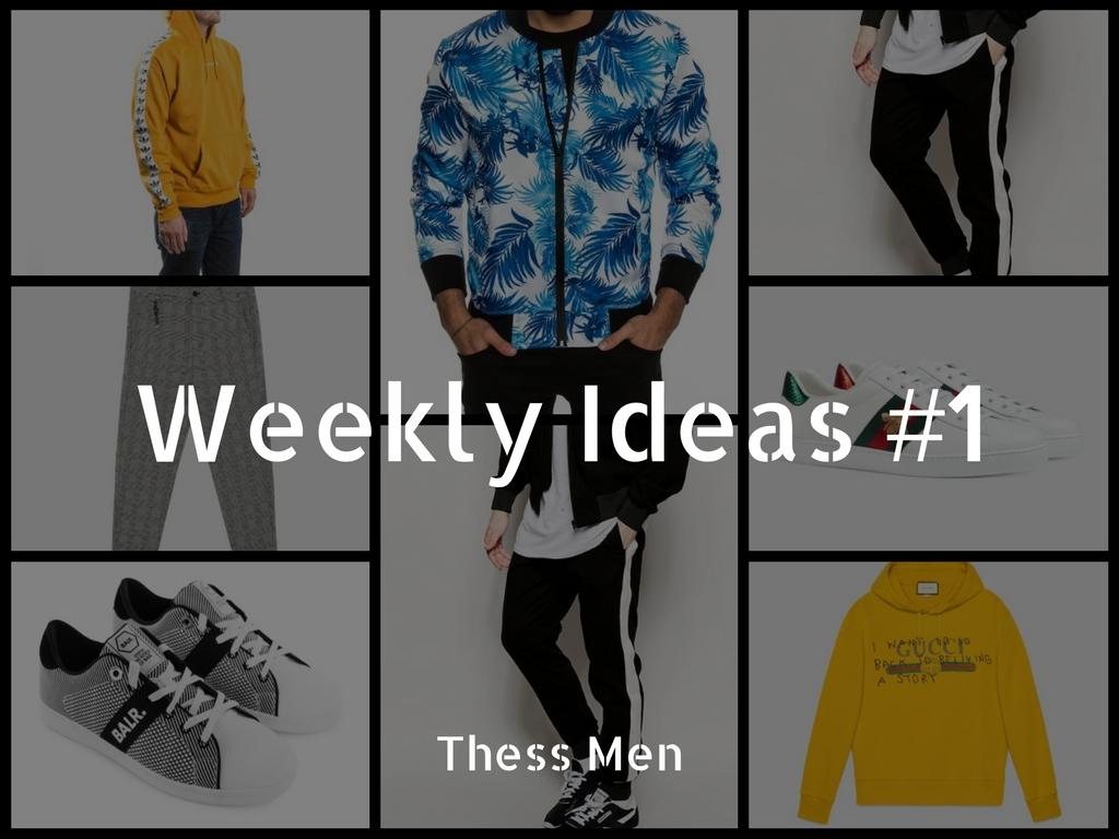 Weekly Ideas #1