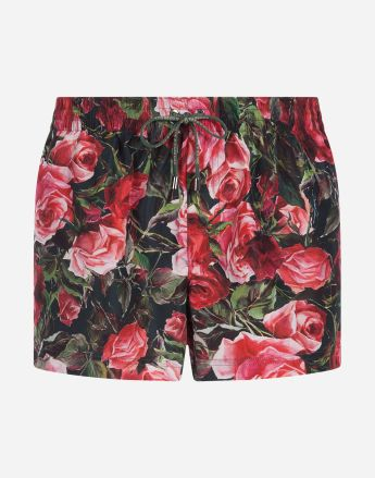 Dolce & Gabbana - Short Printed swimming Trunks - 275€
