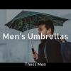 Οι 7 πιο στιλάτες ομπρέλες για τον άνδρα!