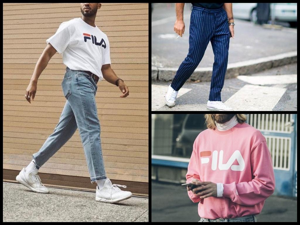 80s style x