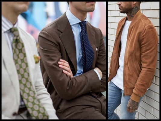 Brown - Thess Men