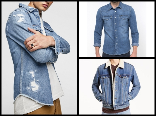 Denim - Thess Men