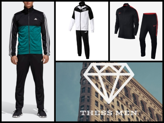 TrackSuits - Thess Men