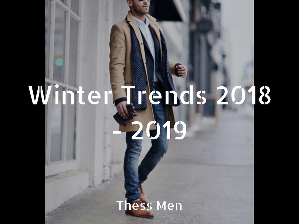 8d1205b2bc Οι τάσεις του Χειμώνα.  2018 – 2019  – Thess Men