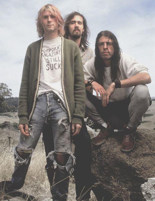 Grunge ThessMen
