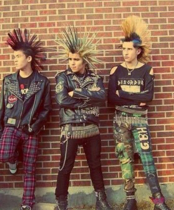 Punk ThessMen